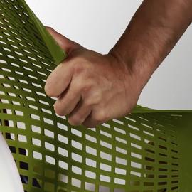 Fauteuil de bureau Ergonomique et Design Sayl vert