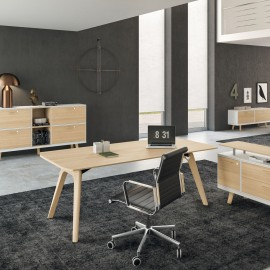 Bureau de Direction Design Rail de BRALCO.
