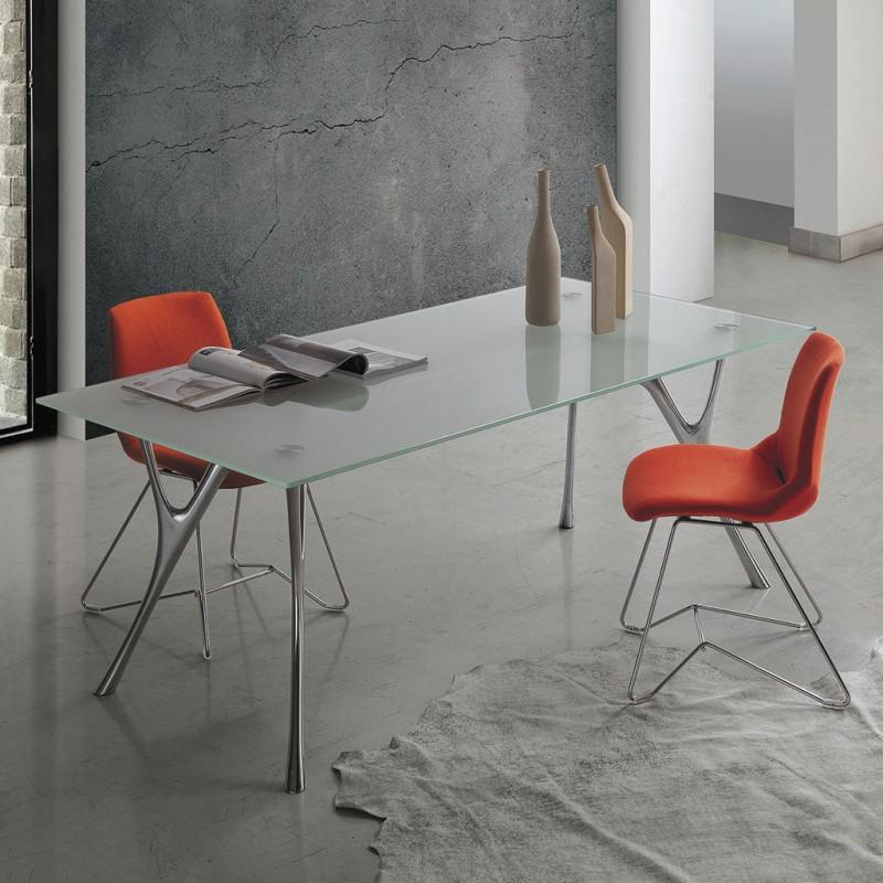 Table de Réunion Design Pegaso de CAIMI.