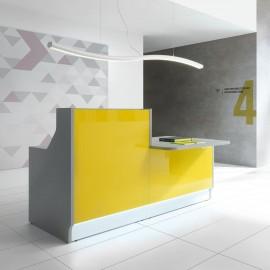 Banque d'accueil Design Linea de MDD.