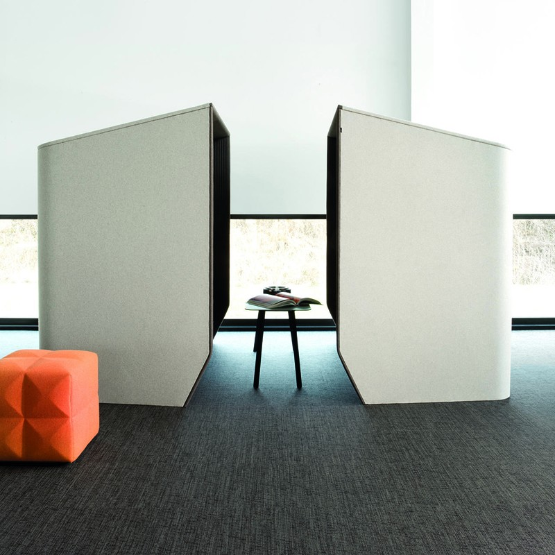 Cloison acoustique design Hub sur the-mobilier.com, Caen, Calvados,  Normandie