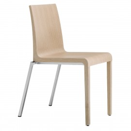 Lot de 2 chaises Zen