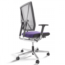 Fauteuil de bureau Ergonomique Scope violet