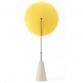 L'élément acoustique Baudot Zero d'ALLERMUIR en coloris jaune