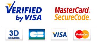 Logo de paiements 3D-SECURE